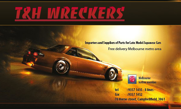 T H Wreckers Spare Parts Japanese Cars Toyota Mitsubishi