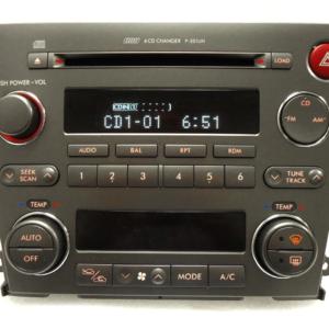 Radio/cd/dvd/sat/tv